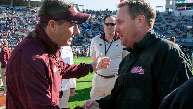 Dan Mullen and Hugh Freeze will be able to add a 10th assistant to their respective staffs on Jan. 9 under the NCAA's new rules.