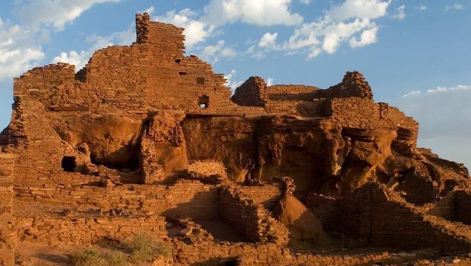 Wupatki ruin, Wupatki National Monument.