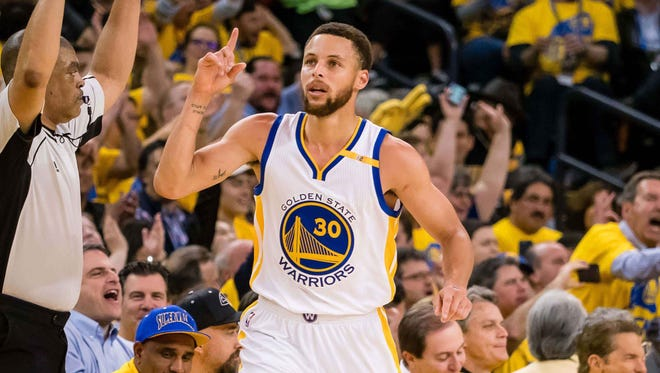 Steph Curry had the best-selling jersey from April through June.