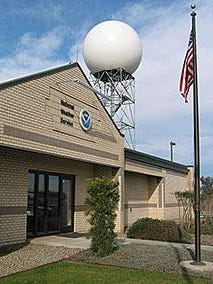 Beginning Monday, June 22nd, the National Weather Service radar in San Angelo will be down for 9 days for the installation of a new generator.