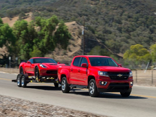 2016 Chevrolet Colorado Diesel