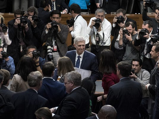 Neil Gorsuch five things