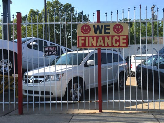 Bad Credit Jumping Into A Bad Car Loan Could Be Easy