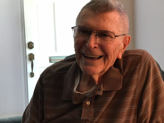 Sid Duerr, 90, reflects on his time in Washington,