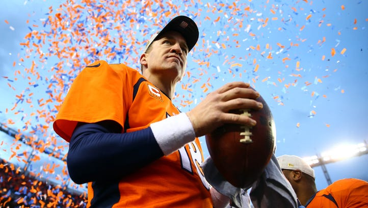 Broncos quarterback Peyton Manning looks to add to