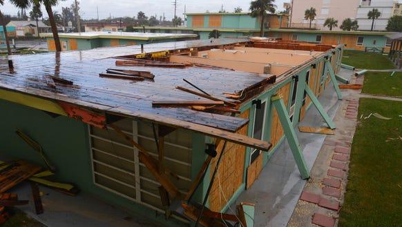 Our Hurricane Irma coverage: No 'fake news' here - 636409658620585746 Irma in Brevard Monday morning 2 - Our Hurricane Irma coverage: No 'fake news' here