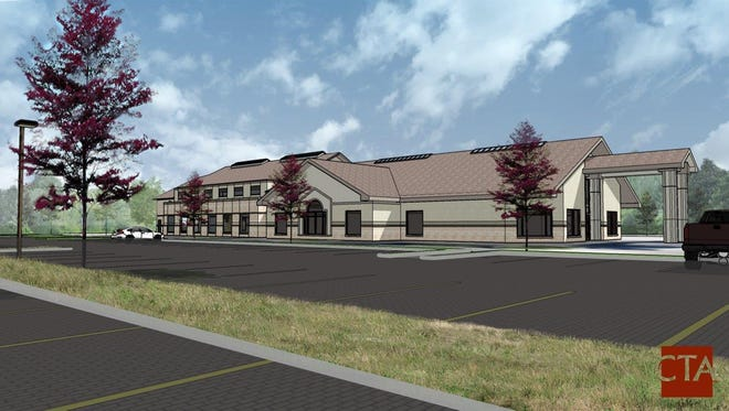 Montana Federal Credit Union, with the help of CTA Architects-Engineers, are expanding the downtown branch starting this fall.