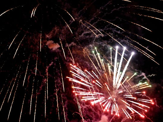 Many Shreveport-Bossier City New Year's Eve events will feature fireworks displays.