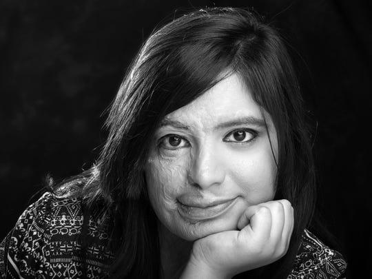 Feb. 7, 2015: Prerna Gandhi, 18, was attacked by acid