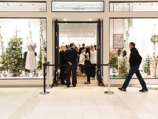 The White Company opens at Short Hills Mall
