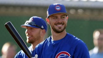 Kris Bryant will earn $10.85 million this season.