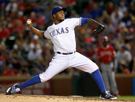 Let's get to know new Tigers relief pitcher Neftali