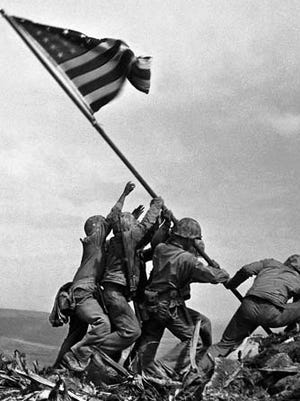 The Battle of Iwo Jima was begun on February 19, 1945, and lasted until March 26, 1945. The battle claimed the lives of 6,821 Americans and 19,217 were wounded.
