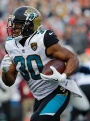 The Packers signed former Jaguars running back Corey Grant.