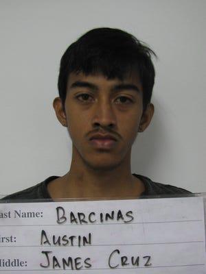 Austin James Cruz Barcinas