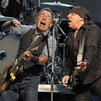 Bruce Springsteen in Rochester
