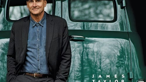 """Before This World"" by James Taylor"