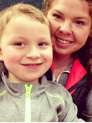 Camdyn Hyden, 8, fell asleep on the school bus and was left there all day after the driver failed to do the required checks. Camdyn's mom, Colleen Peters, can't stop imagining the what-ifs.