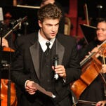 "Space Coast Symphony conductor Aaron Collins goes ""Inside the Music"" on Sept. 5 to look at the lives of the composers whose works will be part of the orchestra's 2015-16 Masterworks Series."