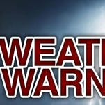 Tornado watch issued until 7 a.m. Wednesday
