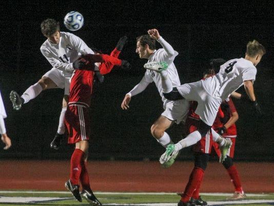 Bridgewater-Raritan vs. Kearny Boys Soccer