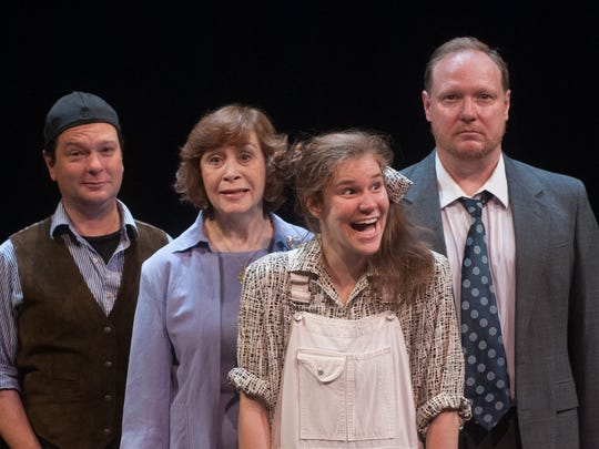 """""""Sylvia"""" opens tonight at Lost Nation Theater in Montpelier."""