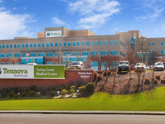 Tennova's Turkey Creek Medical Center will take additional surgical cases, and childbirth services ultimately will be relocated to North Knoxville Medical Center in Powell.