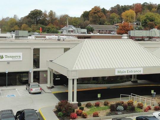 Tennova's Lakeway Regional Hospital in Morristown