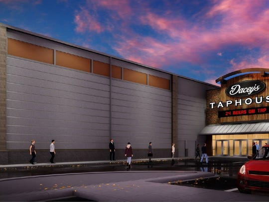 Dacey's Taphouse at FireKeepers Casino Hotel in Emmett Township.