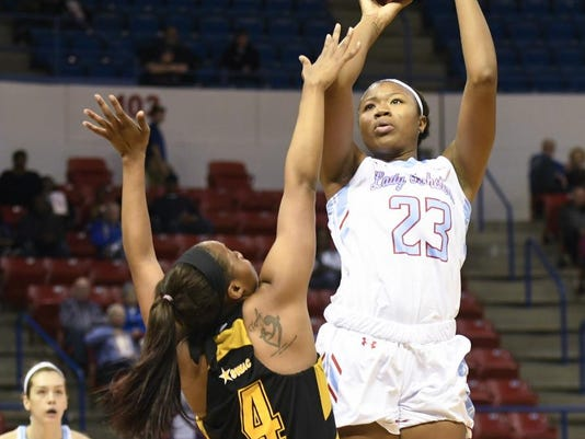 Lady Techsters Basketball vs Grambling State