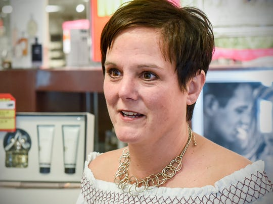 Longtime Herberger's employee Ann Thelen reminisces