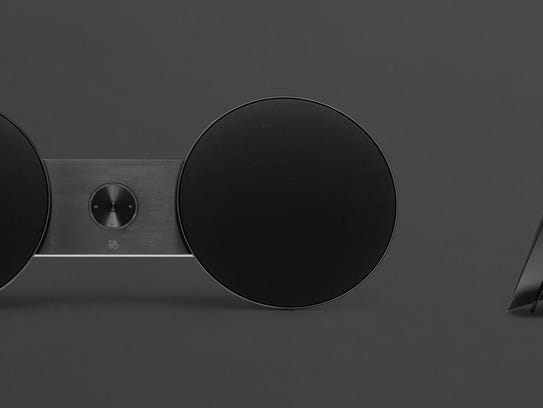 The BeoPlay A8 True Black system.