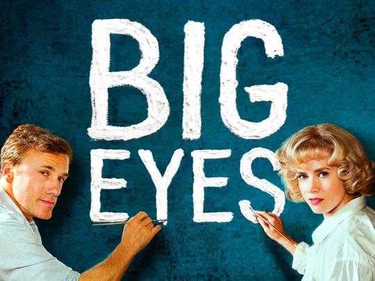 'Big Eyes.'