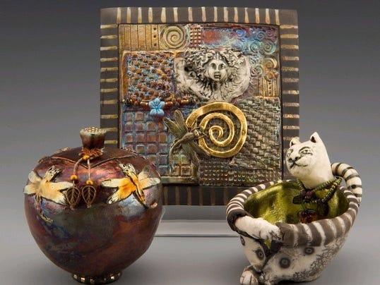Potters Market Chris_Jackman,cat,_tile,_vessel