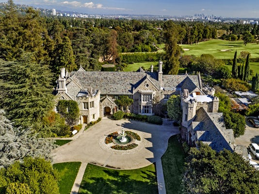 Playboy Mansion sale