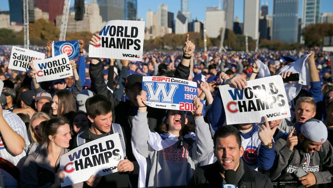 Tom Haudricourt and Todd Rosiak think Cubs fans will celebrate again.