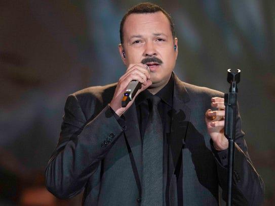 Pepe Aguilar está nominado al Premio Grabación del