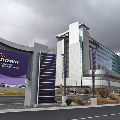 Renown Regional Medical Center in Reno
