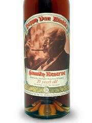 A thief stole Pappy Van Winkle bourbon and Family
