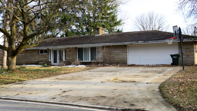 This house at 126 Woodland Place in Clyde sold for $60,000 on March 9, 2018.
