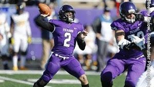 Ben Holmes, one of the most successful quarterbacks in Tarleton State University football history, has signed to play professionally with the Arizona Rattlers, who have won six Indoor Indoor Football League World Championships since 1994.