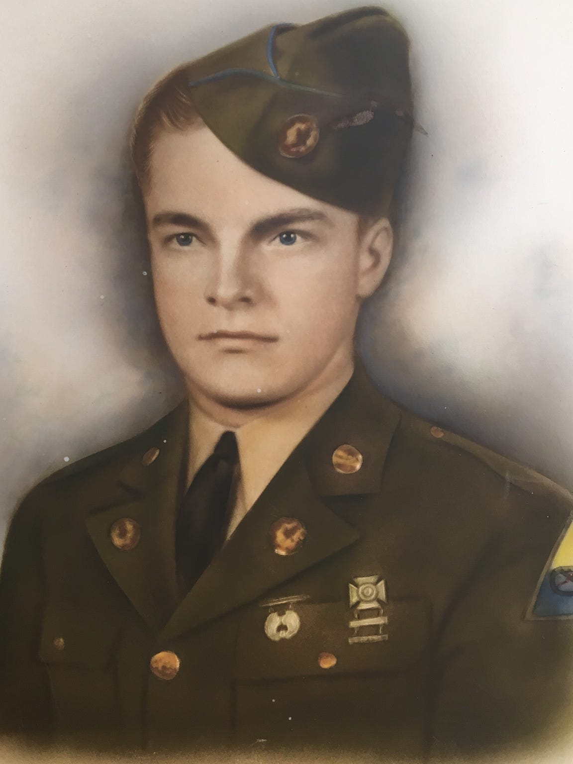 "Portrait of William ""Babe"" Brinkley"