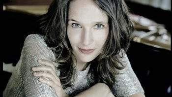 Pianist Helene Grimaud will play both Piano Concertos by Brahms as part of the DSO's Brahms Festival.