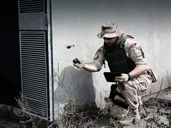 """Батальон """"Север"""" перехватил и уничтожил вражеский беспилотник у Коминтерново. Извлеченные данные представляют большую ценность - Цензор.НЕТ 718"""
