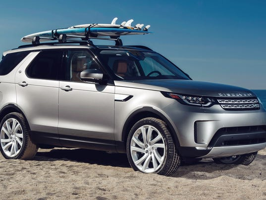 Land Rover Discovery A Revolutionary Full Size Suv