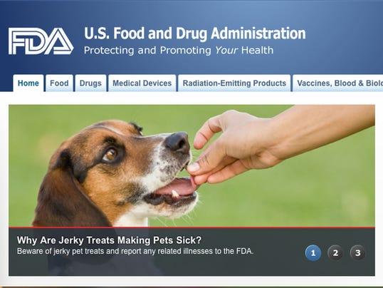 FDA pet food