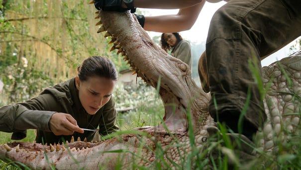 A biologist (Natalie Portman) investigates a...