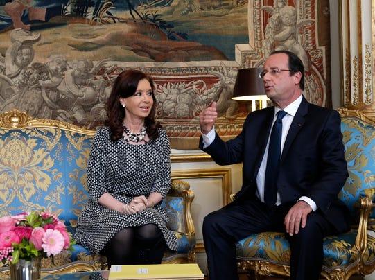 Argentina debt case