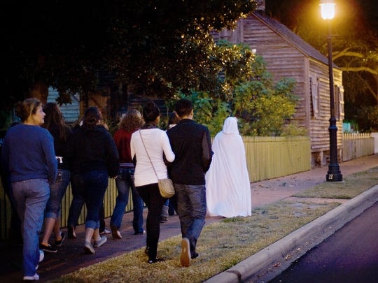 25th annual haunted house walking and trolley tours