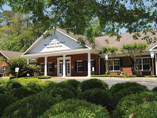 The Big Bend Hospice building